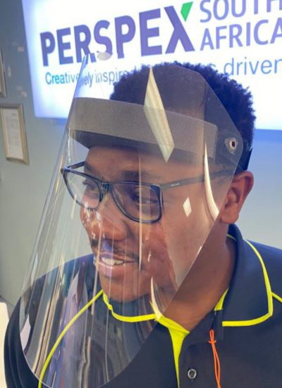 Perspex® SA Original  Face Shield