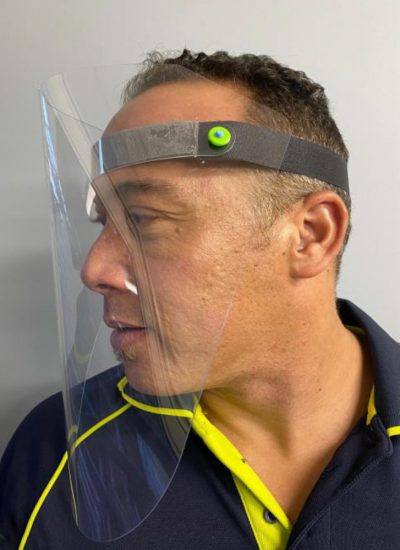 Perspex® SA Face Shield 2.0